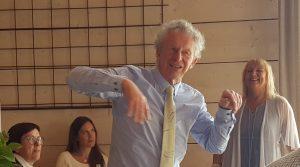 Litorina folkhögskola gläds över skolans stiftande och det lyckade skolåret på Litorinadagen och lyckönskar sin studierektor Andy inför hans stundande 65 årsdag.