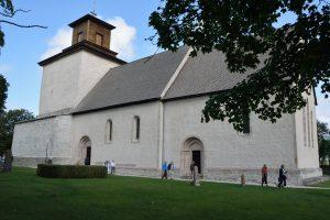Vamlinbo kyrka